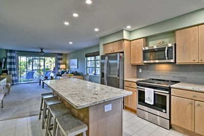 You'll have fun amenities and all the comforts of home!