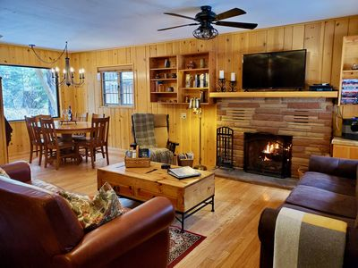 Photo for A Charming Gem in the Big Woods!