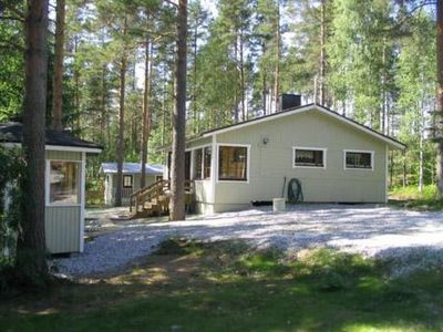 Photo for Vacation home Mäntyrinne in Kerimäki - 8 persons, 2 bedrooms
