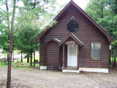 Photo for WILD ROSE CABIN - 1 bedroom, 1 bath cabin