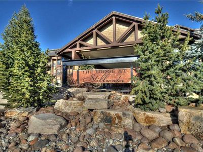 Photo for Right by Jordanelle! Mountain Views! King Bed & 3 Hot Tubs! Pool! Lake Fun!