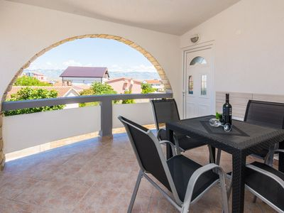 Photo for 250 m from beach | apartment for 2-4 persons | in a quiet area
