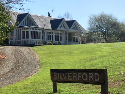Photo for Beautiful English Cottage at Silverford Homestead