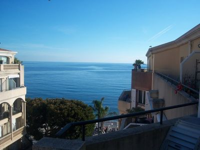 Photo for VICTORIA PALACE- NEAR BEACH - BEAUTIFUL 3-ROOM APARTMENT WITH TERRACE AND PARKING
