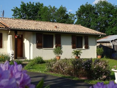 Photo for Gite / furnished tourist *** in gironde