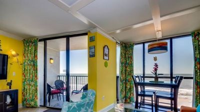 Photo for New Listing! Vibrant Oceanfront w/Panoramic Views.Resort Amenities.Mins 2 Shops