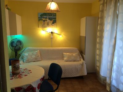 Photo for T1 equipped for 4 people, swimming pool, private residence and parking