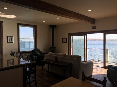 Newly remodeled gorgeous 2 bed/2 bath private vacation rental with the best view