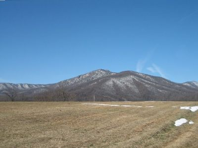 Photo for Maggie's Cottage at Brown Mountain..Acres of Pure Country