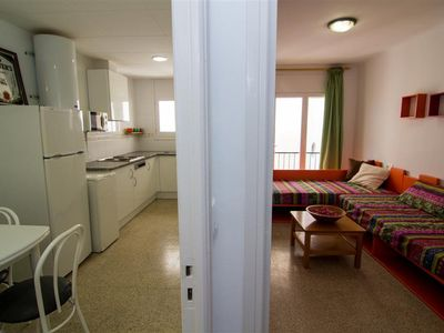 Photo for Sant Antoni 2 - Studio Apartment, Sleeps 2