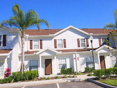 Photo for Near Disney World - Lucaya Village - Feature Packed Relaxing 3 Beds 2 Baths  Pool Villa - 3 Miles To Disney