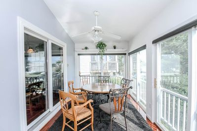 112 Brandywine Drive, South Bethany - Screened Porch