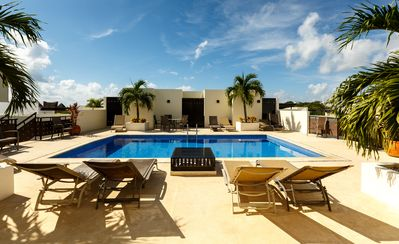 Photo for Casa Meridian 104 - One Block From The Beach And 5th Avenue - 2 Bedroom - WiFi