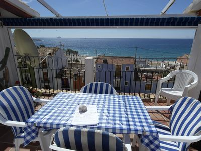Photo for <![CDATA[Apartment in the historical wall of the old town of Villajoyosa]]>