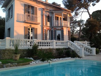 Photo for Charming 1930s House With Pool