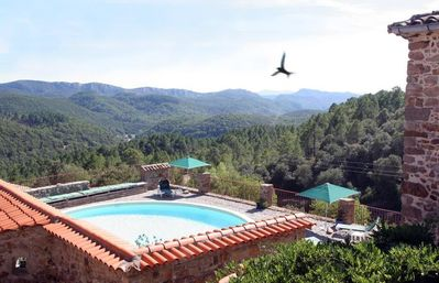 Photo for Nest 3 *** in the Cevennes, nature, silence, comfort. Included throughout the year: spa, sauna, bowling, cycling, hiking ... 10 minutes Ales, Anduze.