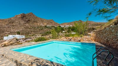 Photo for Holiday house with pool and Wifi in Níjar