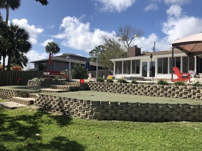 Relaxing Turkey Creek Waterfront Pool Home with Boat Access to the Intracoastal
