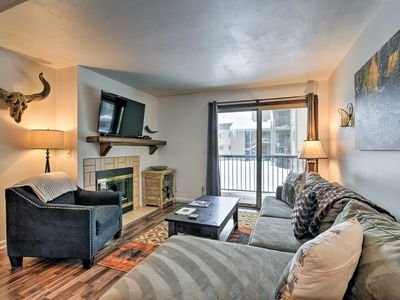Photo for NEW-Cozy Steamboat Condo -1 Mi. From The Chairlift