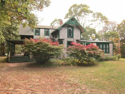 Photo for Nonquitt Cottage: Beaches, Golf, Tennis, 5 BR