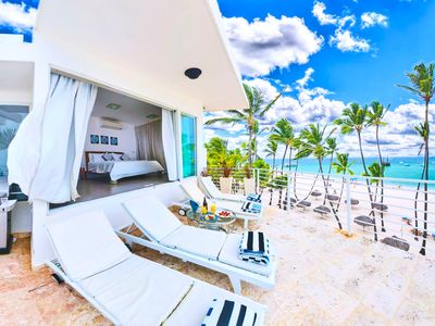 Photo for ⭐⭐⭐⭐⭐Caribbean Private Paradise! Modern Ocean View Condo (Sanitized)
