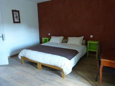 Family suite with 1 parental bedroom and 1 children\'s bedroom (2 beds)