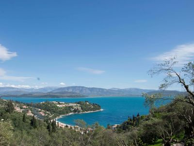 Photo for Paleopetres K-One - social distance - beach at 200m - large pool - sea views -