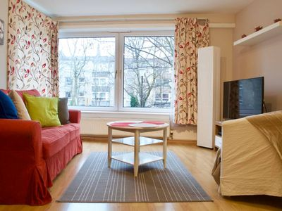 Photo for Bright 2 double bedrooms flat