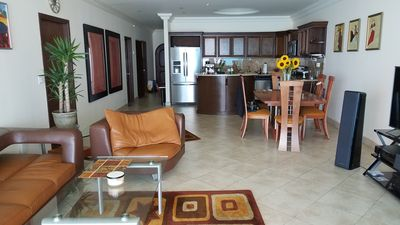 Photo for Ocean View and Beach 2 brm Condo
