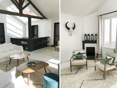Photo for Townhouse, Basque style, 5 bedrooms