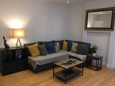 Photo for New Modern Central Tenby Holiday Apartment