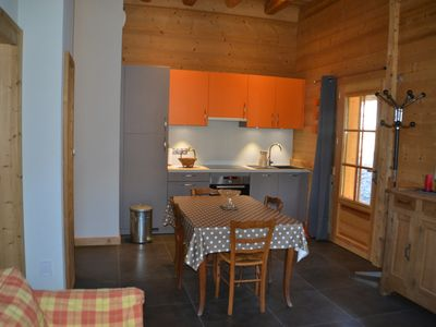 Photo for For rent on Samoens in renovated farmhouse 2 rooms nine 2/4 pers.