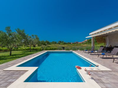 Photo for VILLA MIA (with heated pool and big garden)