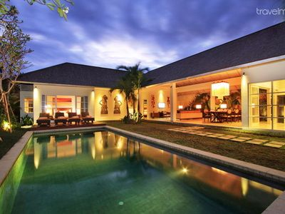Private Garden Villa in Seminyak