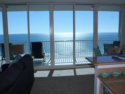 Photo for Sanibel 1806 - Incredible views from this east corner penthouse unit!