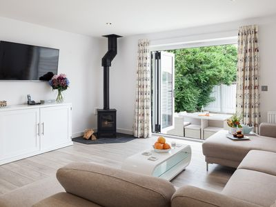 Photo for Stunning Camber Sands Beach House