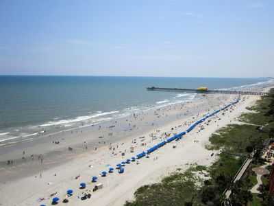 Photo for Oceanfront Kingston Plantation Lg Luxury Oceanfront PH - Contact for Specials !!