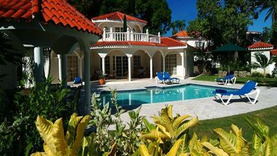Photo for Luxury Private 4bedroom Villa With Private Pool And Golf Cart.