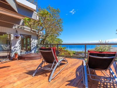Photo for White Sandy Beach Steps Away ! Amazying Ocean Views !  Fire Pit Provided !
