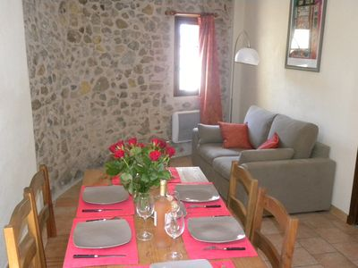 Photo for Old Antibes - 2 beds appartement - close to the beaches, restaurants and shops.