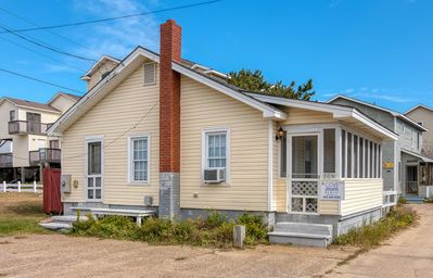 Photo for 212 - Cute Ocean-Side Rental Home in South Nags Head within Steps to the Ocean!