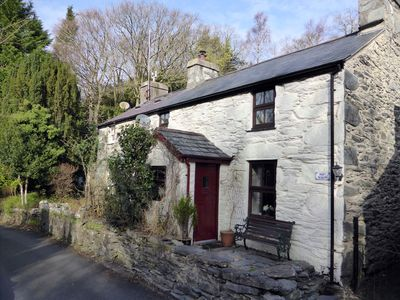 Photo for Bron Meirion 4 Star Stone Built Cottage