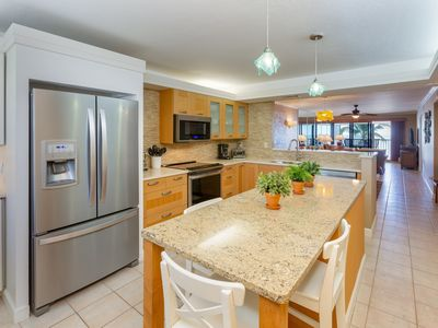 Photo for Gulf Front Sanibel Rental Recently Renovated