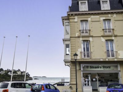 Photo for Apartment Les Terrasses in Dinard - 4 persons, 2 bedrooms
