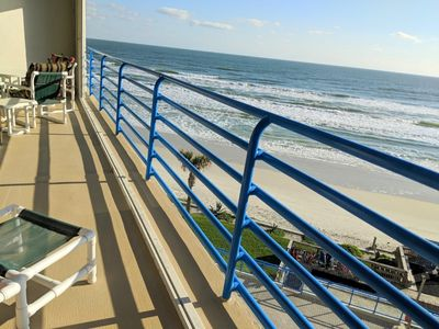 Photo for EBB Tide- #505 2 Bd / 2 Bth Ocean Front
