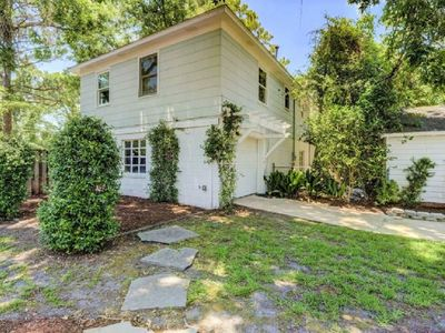 Photo for Charming House W/ Large Private Yard, Garage Historic District