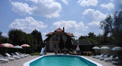 Photo for Holiday apartment Balatonmáriafürdõ for 1 - 5 persons with 2 bedrooms - Holiday house