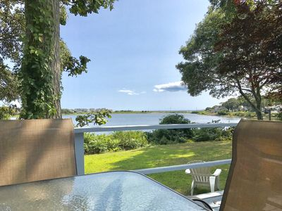 Photo for Waterfront in Falmouth Heights - Spectacular View