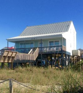 5 BR Oceanfront, Oak Island, NC Back To The Beach