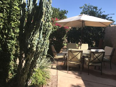 Photo for *****SCOTTSDALE Patio Home on the Greenbelt in Mc Cormick Ranch/Santa Fe,2BIKES